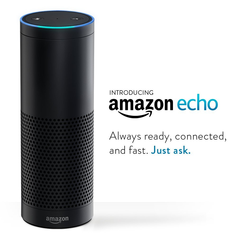 Amazon Echo Voice Controller